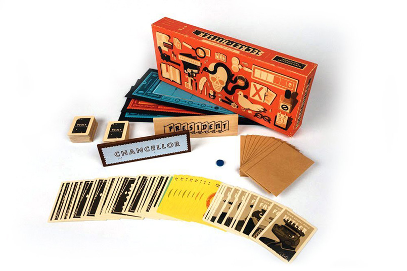 picture about Secret Hitler Printable known as Top secret Hitler - Board Game titles On your own Can Engage in Blind Sightless.pleasurable
