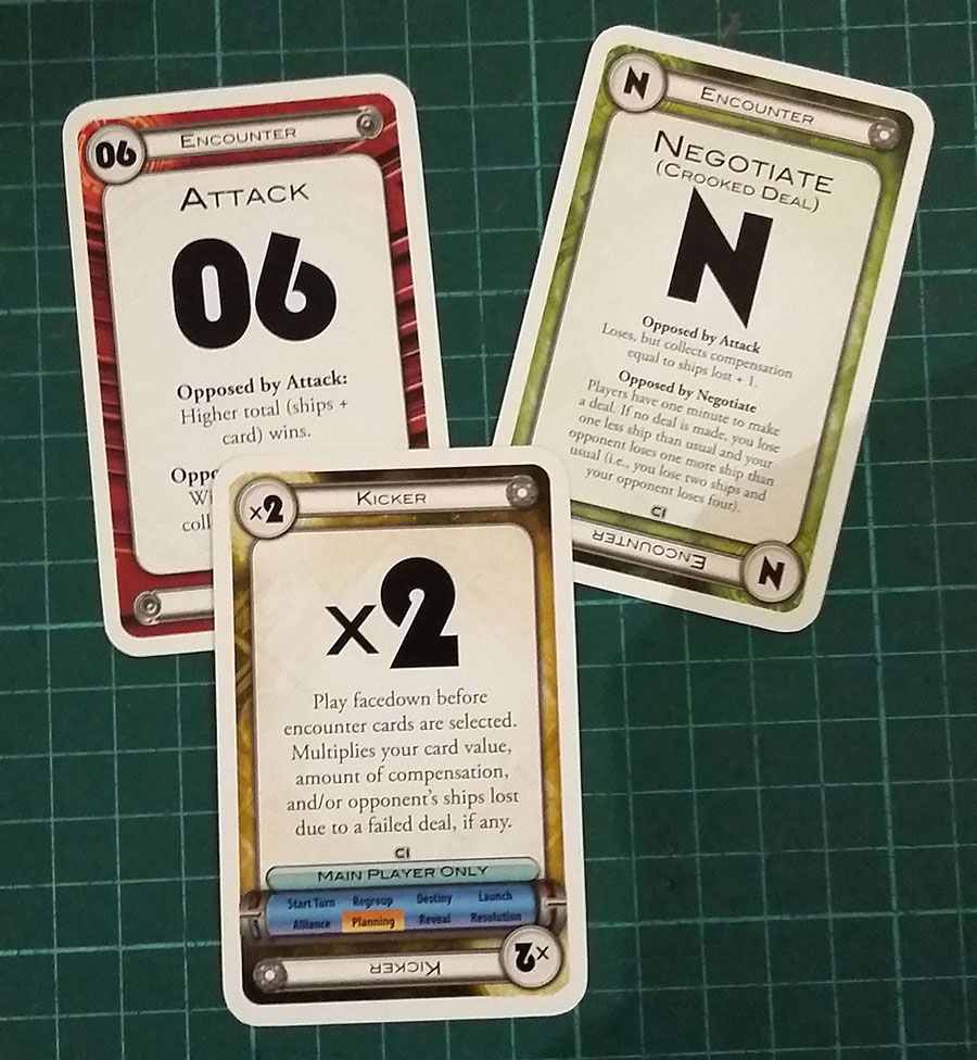 Image showing encounter cards